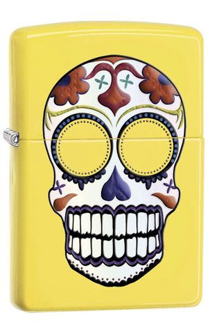 Zippo Day of the Dead Lighter for Sale in New York, NY