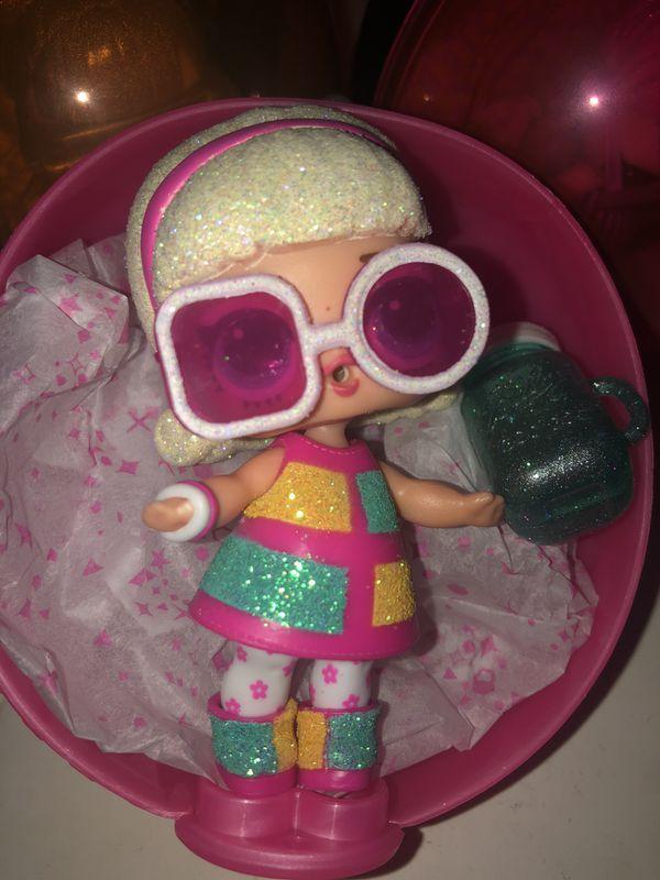 Lol surprise doll (sparkle Sires)