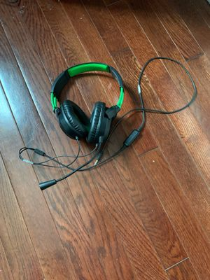 Turtle beach headset for Sale in Olney, MD