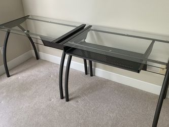 Glass-top Desk for Sale in Gig Harbor,  WA