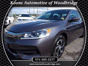 2017 Honda Accord Sedan for Sale in Woodbridge, VA