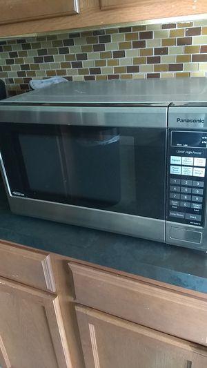 1200 Panasonic inverter microwave oven for Sale in Apopka, FL