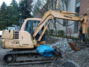 Komatsu Excavator for Sale in Burien, WA