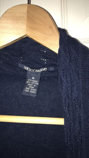 Lucky Brand Cardigan for Sale in Los Angeles, CA
