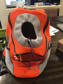 Dog Backpack For Small Animals for Sale in Yorba Linda,  CA