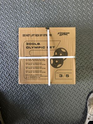 35lb olympic plates for Sale in Fresno, CA