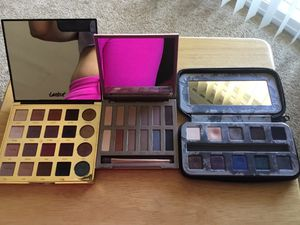 Tarte/Urban Decay Palette Lot for Sale in Chicago, IL