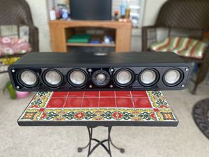 Polk audio signature series s35 center channel speaker for Sale in Brandon, FL