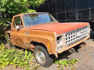 Parts 1980 chevy truck for Sale in Meriden, CT