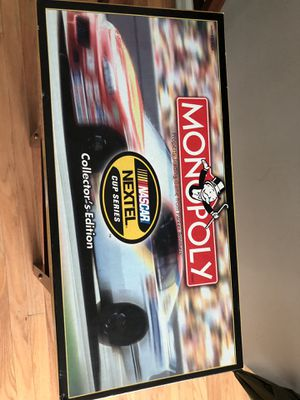 NASCAR Nextel Collectors Edition Monopoly for Sale in Nashville, TN