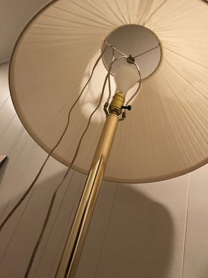 Brass lamp for Sale in Lakewood, CO
