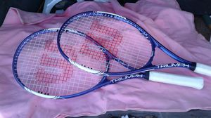 WILSON TENNIS RACKETS- 4 1/4 for Sale in Tampa, FL