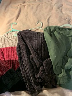 3 Sweaters For $20 for Sale in Alexandria,  VA