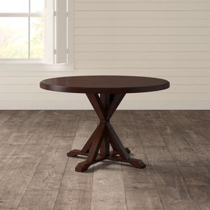 """Dining/Kitchen Table Espresso Brown 48"""" Johannah Table by Alcott Hill PERFECT CONDITION for Sale in Cave Creek, AZ"""
