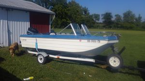 15ft boat for Sale in Marysville, OH