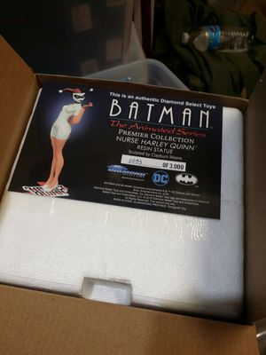 Batman Harley Quinn Nurse Authentic Limited Edition Collectible Diamond Select Toys 0053/3,000 for Sale in Scottsdale, AZ