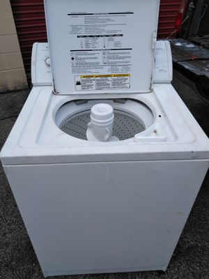 Kenmore heavy duty washer 6 month warranty free delivery for Sale in Capitol Heights, MD