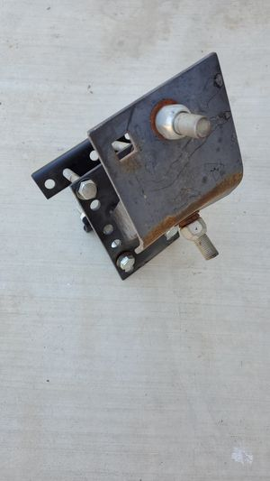 Spare tire bracket for trailer for Sale in Galt, CA