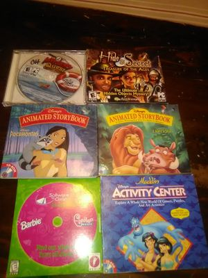 10 Kids PC/Mac Computer Games for Sale in Evansville, IN
