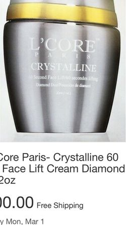 L-Core Paris - 60 Second Face Lift !!! for Sale in Circleville,  OH