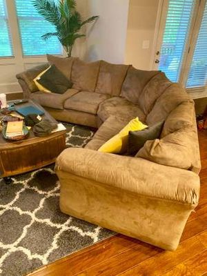 SECTIONAL couch calls preferred @{contact info removed} for Sale in Stone Mountain, GA