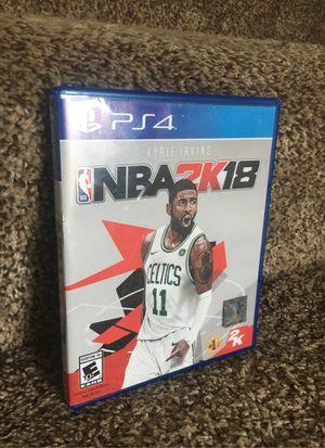 NBA 2k18 Brand new for Sale in Colma, CA