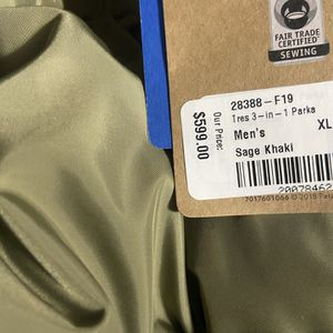 Patagonia 3 In 1 Parka for Sale in Danbury, CT