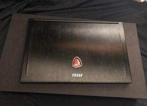 MSI Laptop: MS-16K2 for Sale in Tempe, AZ