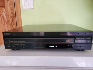 Sony 5 Disc CD Changer for Sale in US
