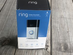 Ring Video Doorbell w/HD Video for Sale in Greensboro, NC