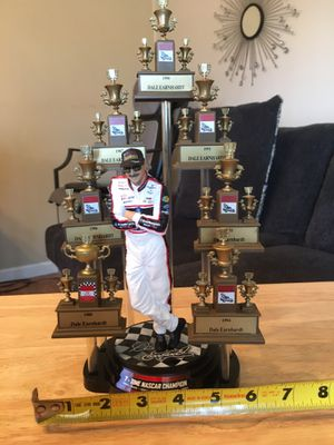 2004 Dale Earnhardt 7-Time Champion Action Figure for Sale in Cleveland, OH