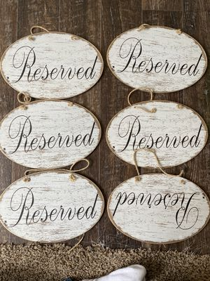 Wedding Signs for Sale in San Marcos, TX