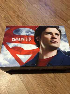 Smallville box set for Sale in Phoenix, AZ