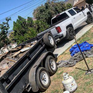 Dump trailer for Sale in San Bernardino, CA