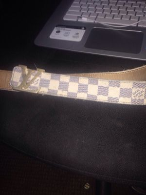 Louis Vuitton Belt for Sale in Montgomery Village, MD