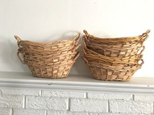 Woven fruit/bread basket for Sale in Adelphi, MD
