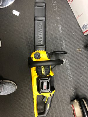 Dewalt brushless DCCS670 electric chainsaw for Sale in Hollywood, FL