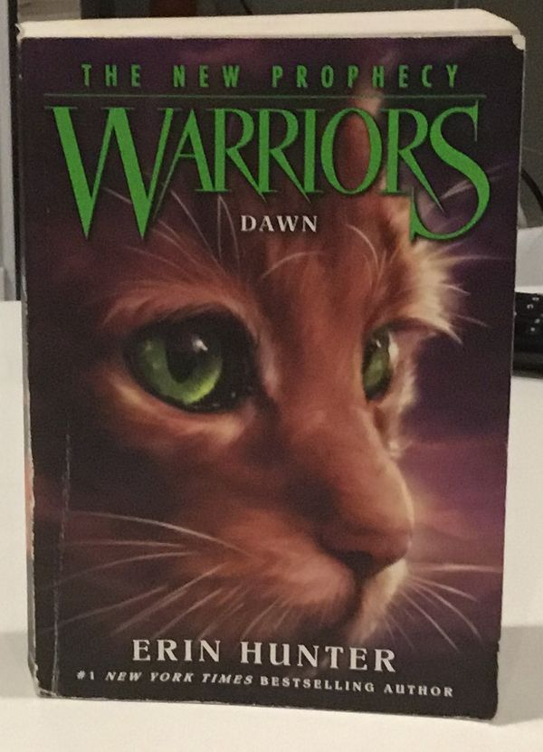 Warriors the new prophecy dawn Erin hunter