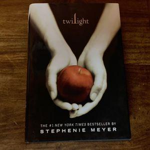 Twilight Book for Sale in Lincoln, CA