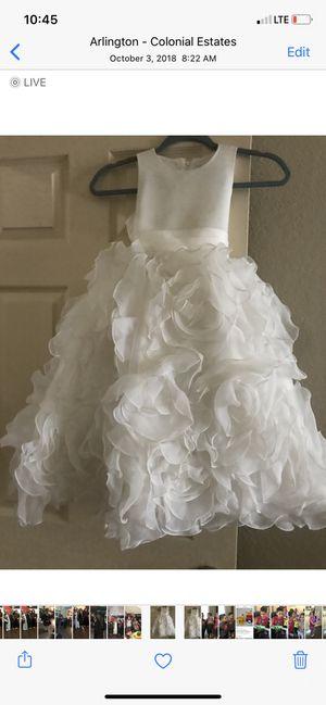 Flower girl dress 👗 for Sale in Grand Prairie, TX