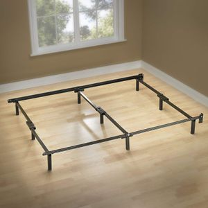 Zinus Michelle Compack 9-Leg Support Bed Frame, for Box Spring and Mattress Set, King for Sale in Rio Linda, CA