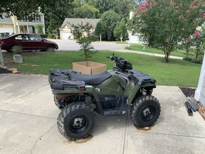 2019 Polaris sportsman 570 EPI for Sale in Holly Springs, NC