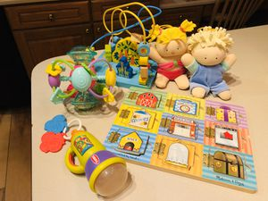 Pastel Baby Toy Assortment for Sale in Payson, AZ