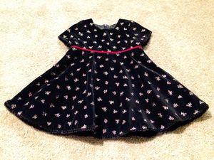 Brand new The Children's Place toddler velvet dress 3t for Sale in Alexandria, VA