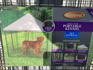 NEW dog kennel / cage / run for Sale in Yucaipa, CA
