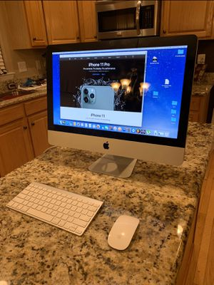 i5 IMAC studio (10GB of RAM) with $6,000 worth software with accessories for Sale in Charlotte, NC