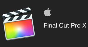 Apple Final Cut Pro X Professional Video Editing for Sale in Miami, FL