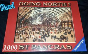 New! Going North 1,000 Piece Puzzle for Sale in Romeoville, IL