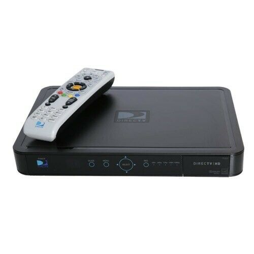 Direct TV Satellite Receivers + Remote