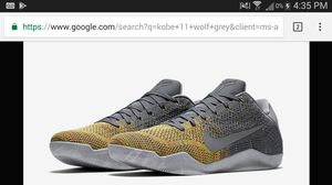 1c09368fc BRAND NEW KOBE XI ELITE SIZE 11 NEED GONE ASAP for Sale in Bedford